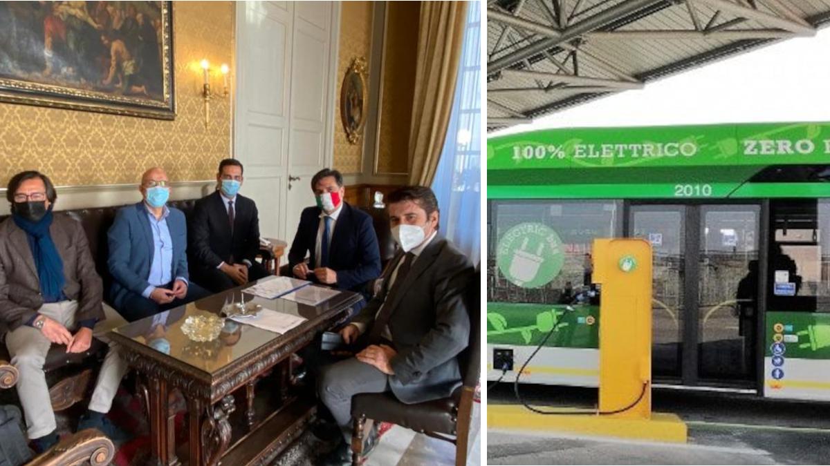 Bandi di gara acquisto bus elettrici Amt Comune Catania