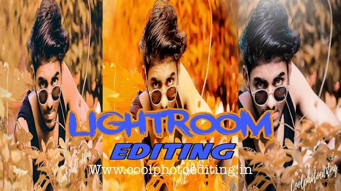 Lightroom New Editing tuorial।Lightroom Mobile editing।Tutorial lightroom से फोटो Edit करे