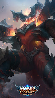 Thamuz Lord of Lava Heroes Fighter of Skins V2