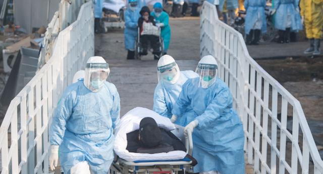 В Ухане началась вторая вспышка коронавируса COVID-19