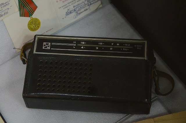 """Радиоприёмник """"Selga-402"""". Модель 1970 г.,"""