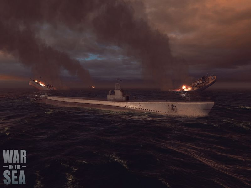 War on the Sea Highly Compressed Free Download