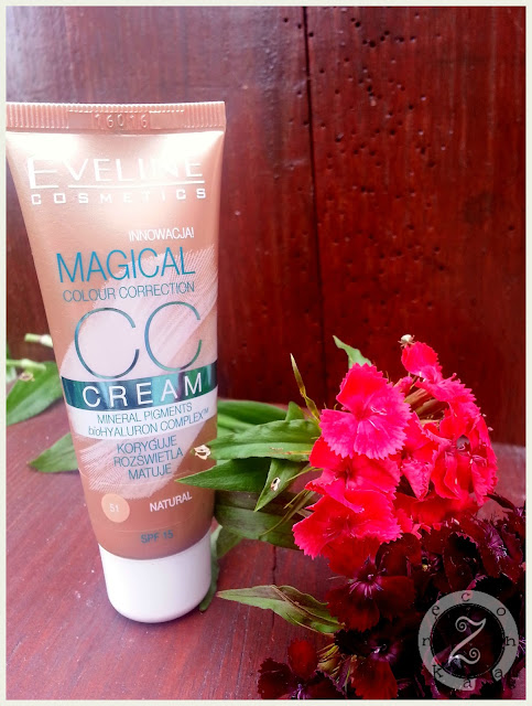 Eveline Magical Colour Correction CC Cream