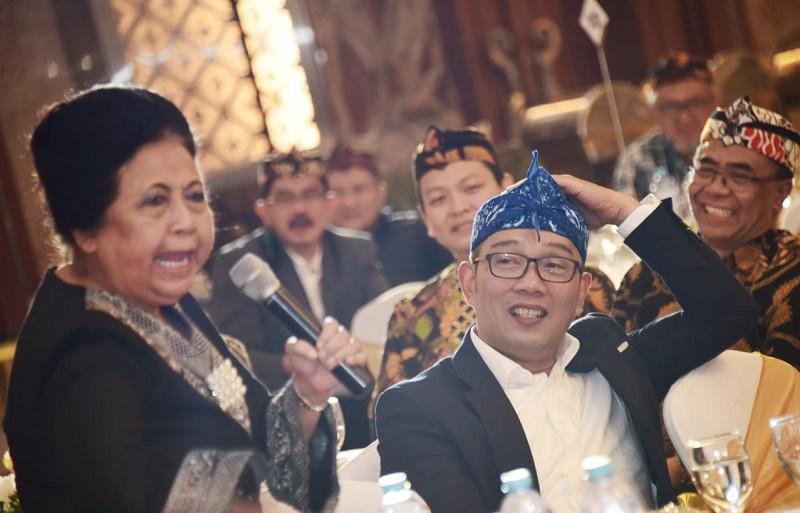 Banjir Dukungan di Rempug Jukung Sauyunan Pikeun Ngawujudkeun Jabar Juara Lahir Bathin