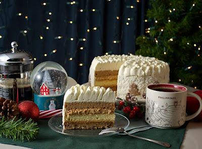 White Chocolate Dream Cake