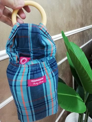 mamaway baby sling bag