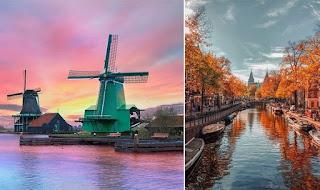 هل تعلم .. هولندا غيرت اسمها إلى نيدرلاند