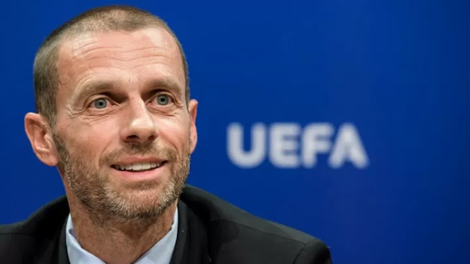 UEFA president: Playing without fans better than not at all