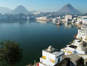 Pushkar-lake Bhati-tours