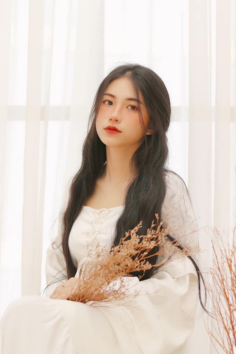 Hot girl Nguyễn Thị Kim Anh xinh xắn và cực dễ thương - 6