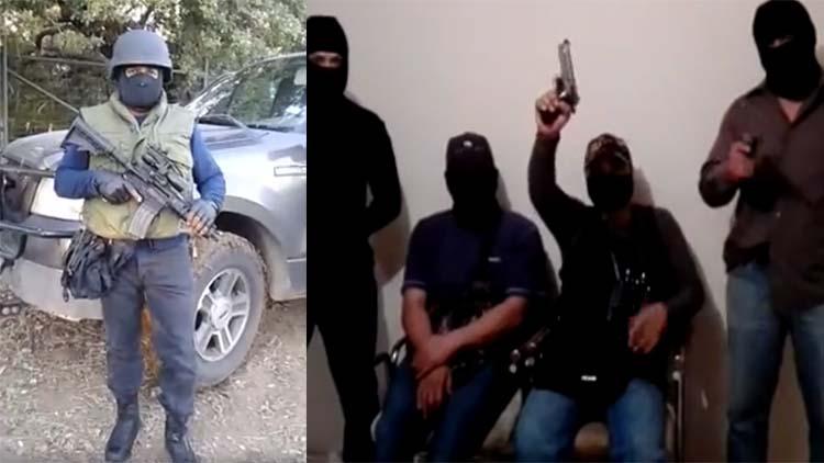 """VIDEO: """"LOS JUSTICIEROS DE IRAPUATO"""", PIDEN APOYO ECONÓMICO SI QUIEREN VER RESULTADOS."""