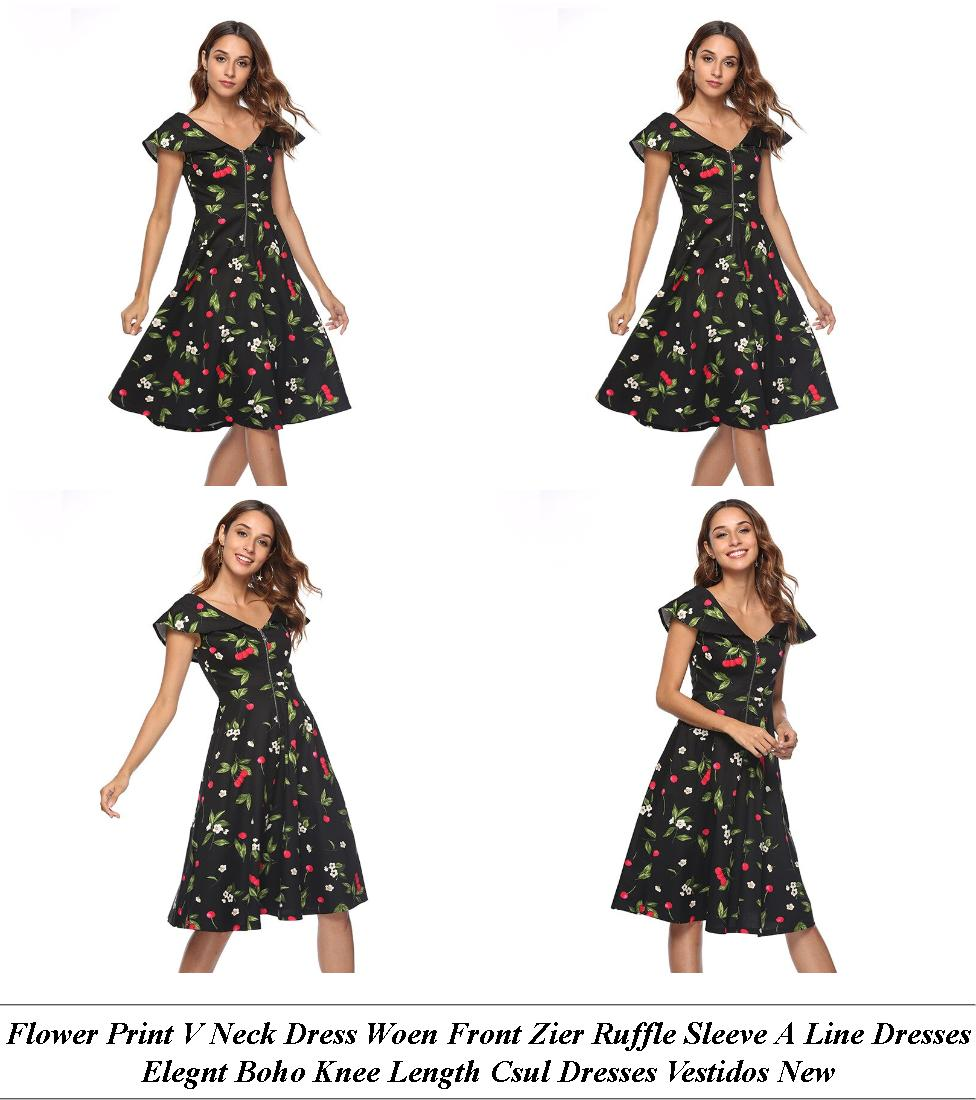 Petite Dresses - Clearance Sale Online India - Midi Dress - Cheap Clothes Uk