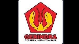 Kader Gerindra Masuk List Eksportir, Logo Partai Diedit Jadi Kepala Lobster