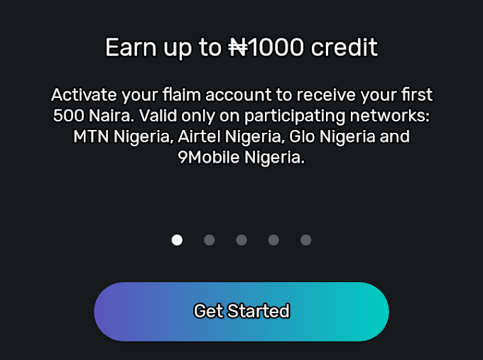 How To Activate and Get Free 750MB Worth Of Data From Flaim App