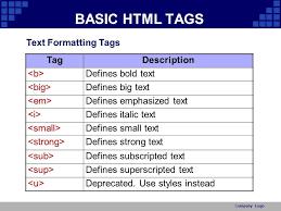 HTML dan CSS