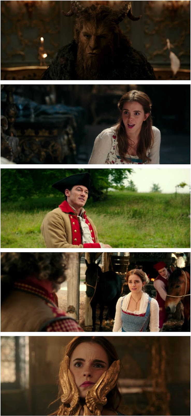 beauty and the beast 2017 123movies