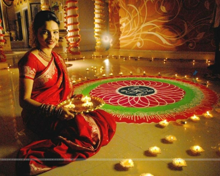 diwali 2021 photo pose for girl