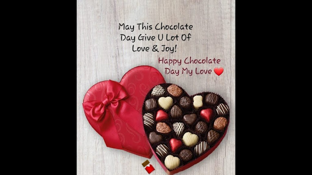 chocolate day love