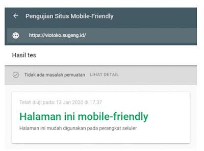 Template yg sangat mobile friendly, cocok untuk pebisnis gunakan sebagai toko online/personal branding
