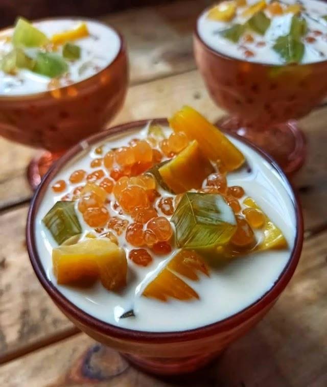 Begini Cara Membuat Jackfruit dessert