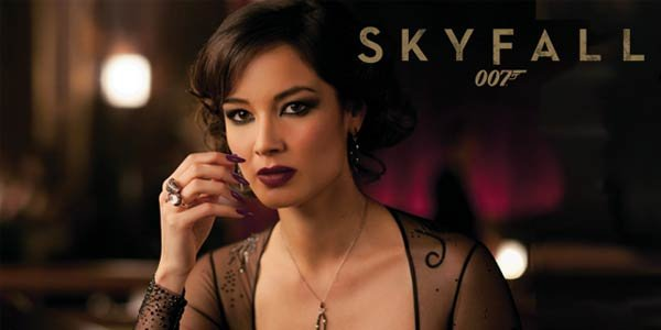 james bond skyfall girl - photo #13