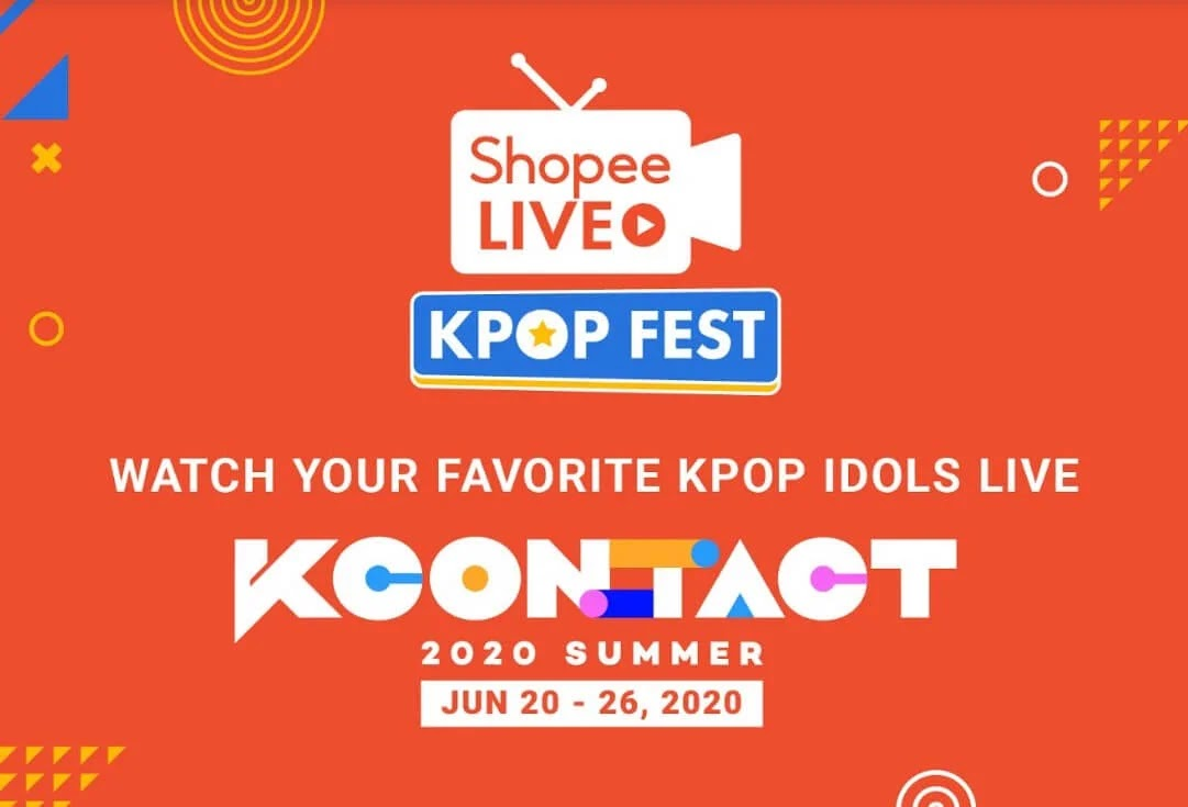 Shopee partners with CJ ENM to bring KCON online, featuring Kpop icons GFRIEND, (G)I-DLE, ITZY, MONSTA X, Stray Kids, and more