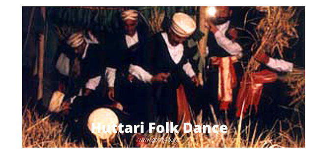 Huttari folk dance is from which state