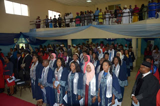 LASUCOM Inducts 15th Set of Medical Doctors into Medical Profession