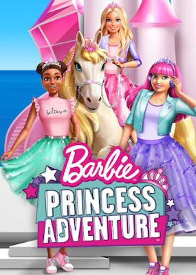 Barbie Princess Adventure (2020) Dual Audio World4ufree