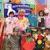 हिलटॉप इंटरनेशनल स्कूल ने आयोजित की फैंसी ड्रेस प्रतियोगिता