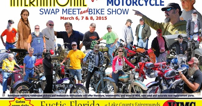 antique motorcycle swap meet eustis florida