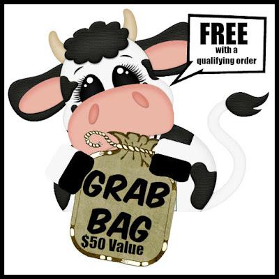 Free, Grab Bag, Stampin Up, Promotion