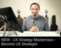 UX Strategy Masterclass