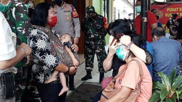 Sosok Praka Martinus, Anggota TNI yang Tewas Ditembak Bripka CS, Tinggalkan 2 Anak Masih Kecil