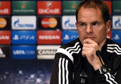 De Boer blasts Celtic, says they parked two buses Ajax  coach  Frank de Boer  has voiced his frustration...
