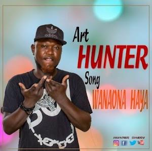 Download Audio   Hunter - Wanaona Haya