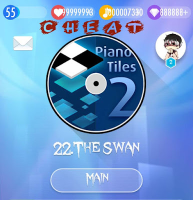 Cheat Piano Tiles 2 Unlimited Diamond Tanpa Root