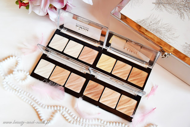 LUMI STROBING PROFESSIONAL HIGHLIGHTER PALETTE