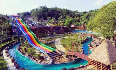 Harga Santasea Waterpark Sukabumi