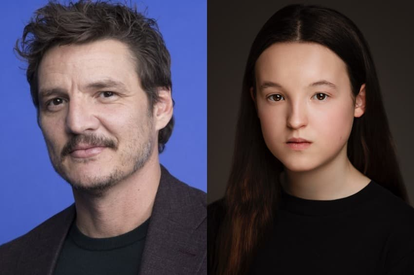 Джоэла и Элли в сериале по The Last of Us сыграют Педро Паскаль и Белла Рамзи