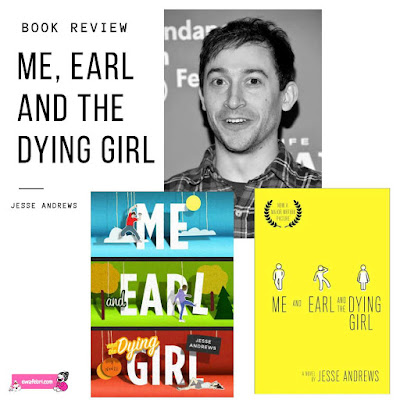 me, earl and the dying girl book review