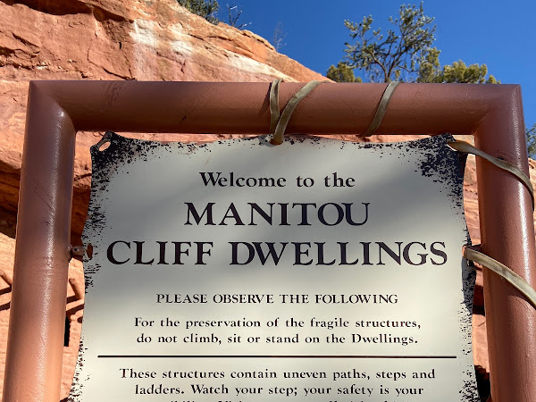Travel Diaries: Manitou Cliff Dwellings