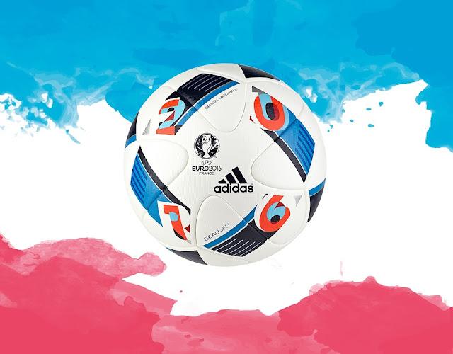 An Adidas football