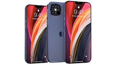 Harga HP iPhone 12 Pro Max Terbaru Dan Spesifikasi Update Hari Ini 2020 | ROM 512GB, Layar 6,7 inchi