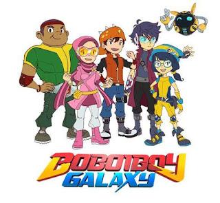 boboiboy galaxy poster