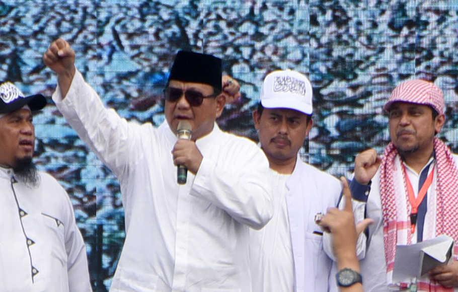 Dukung Pembubaran F*I,  Gerindra: Pihak Pemecah Belah!