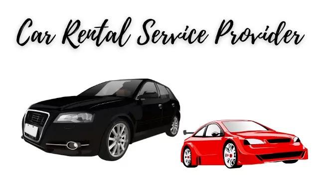 Car Rental Service Provider