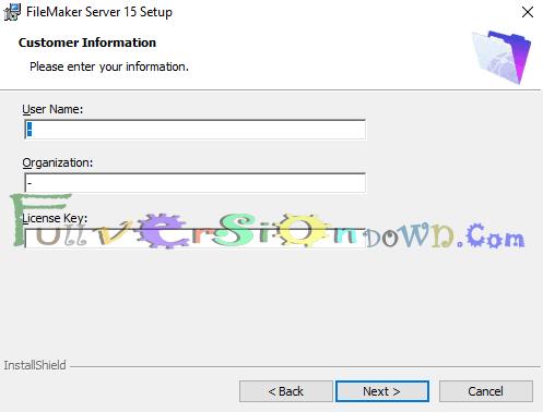 Filemaker Server 15 Advanced Full