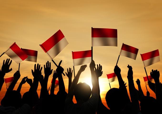 Peringatan Dirgahayu Indonesia ke-74, Beragam Perayaan Masyarakat Indonesia
