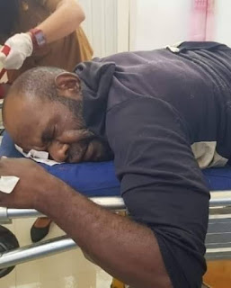 The TPNPB News: Yulius Wetipo passed away, he could not be helped at the hospital